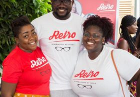 Team Retro @ Accra Goods Market